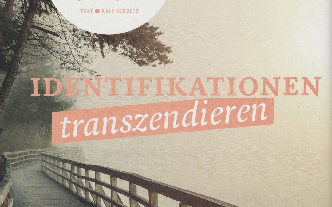 Identifikationen tranzendieren – Yoga Aktuell feat. Ralf Schultz Dez. 2020