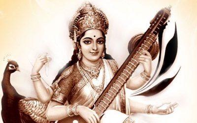 Lichtmess, Reinigung und Saraswati